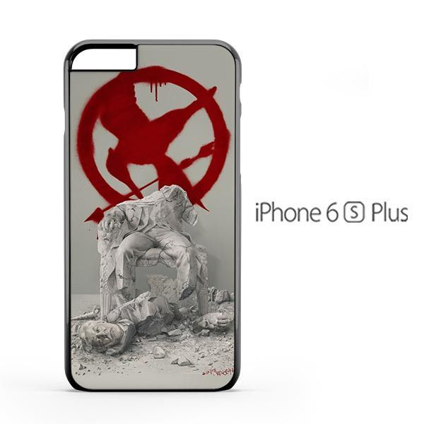 huge selection of dd7e4 2b940 Hunger Games Mockingjay Logo iPhone 6s Plus Case | Phone case ...