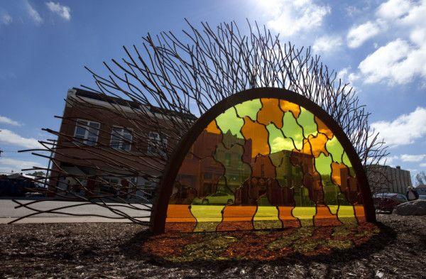 Walls Of Wittenberg - Art Park