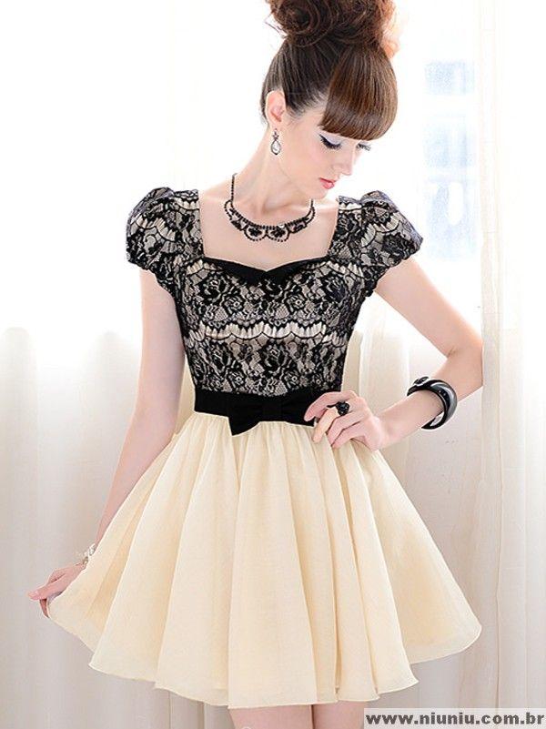 Para você que é adolescente ta aí uma ótima opção de roupa para casamento 220cda7ed85