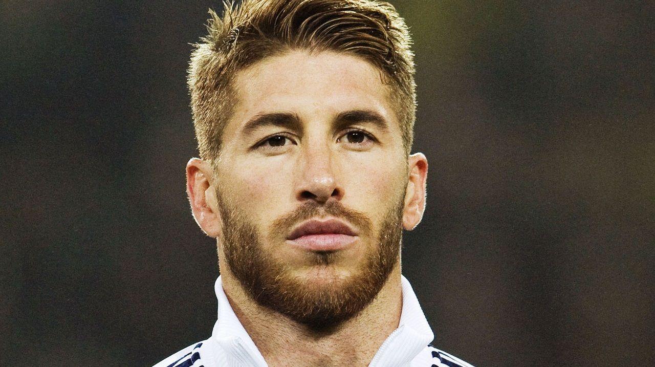 Images For U003e Sergio Ramos Haircut