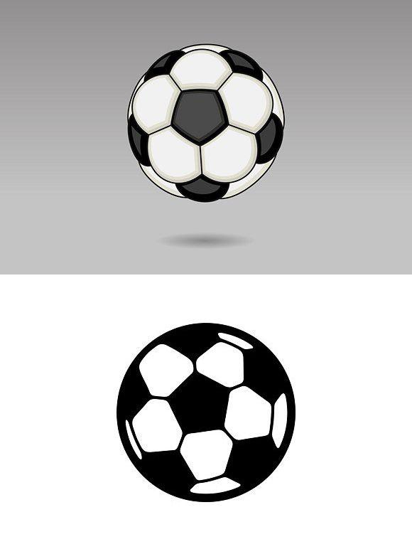Football Ball Icon Football Ball Ball Sport Icon
