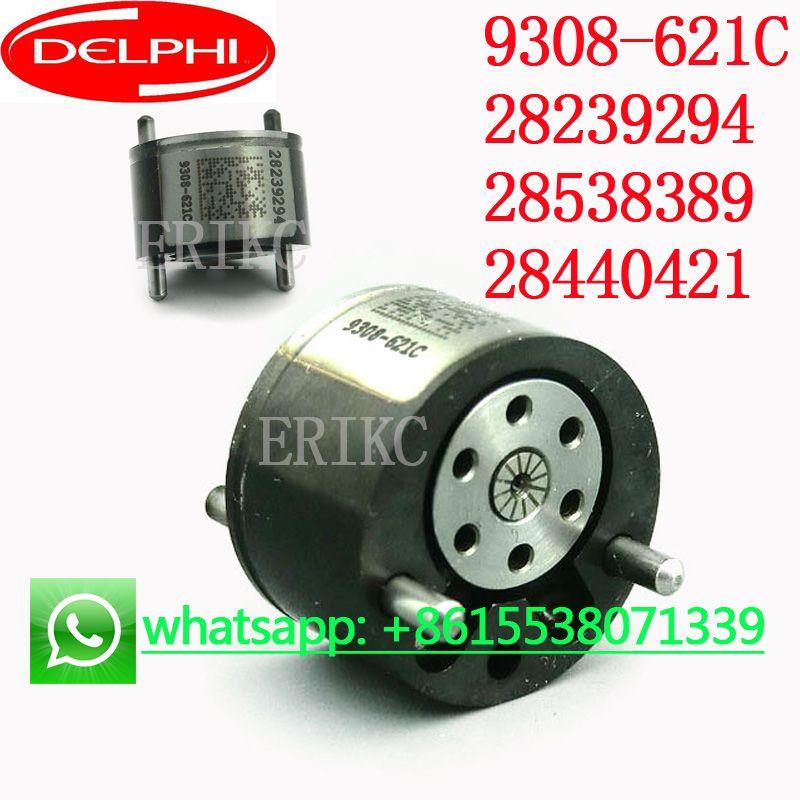 28239294 Common Rail Diesel Injector Control Valve 9308-621C 28440421 For Delphi