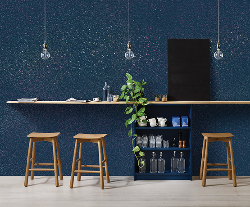 Glitter Effect Paint Perfect for Walls, Accessories and