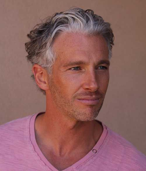 Pin By Richard Roodbergen On Grey Hair For Men With Images Grey Hair Men Older Mens Hairstyles Best Hairstyles For Older Men