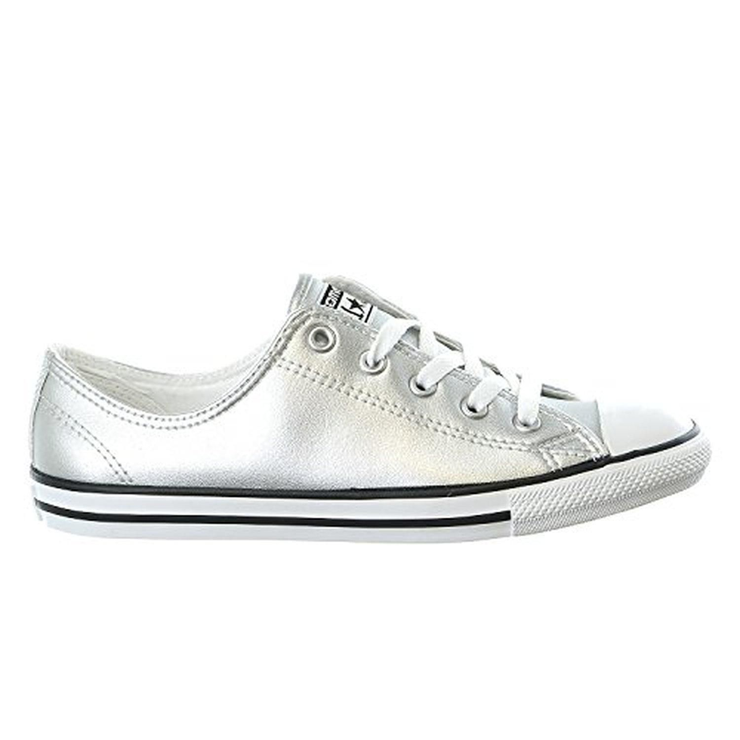 95b3547468650d Converse Womens Chuck Taylor All Star Dainty Ox Fashion Sneaker Shoe ...