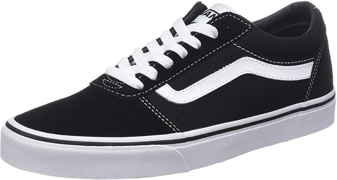 vans noires 38