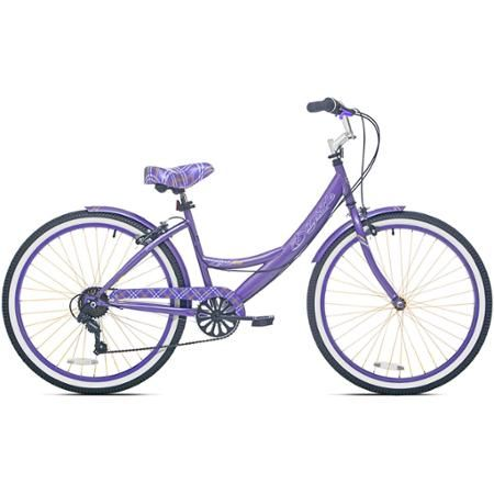 Kent 26 Bayside Women S Cruiser Bike Rose Gold Walmart Com Cruiser Bike Bike Speed Bicycle