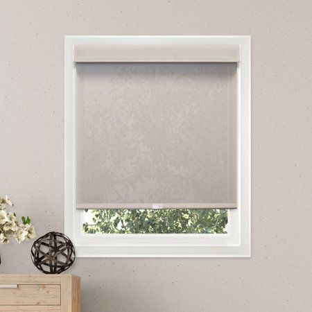 Chicology Free Stop Cordless Roller Shades No Tug Privacy Window