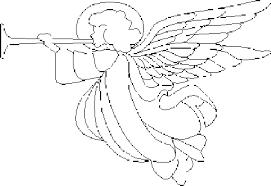 Risultati immagini per disegni di angeli stilizzati for Immagini angeli da colorare