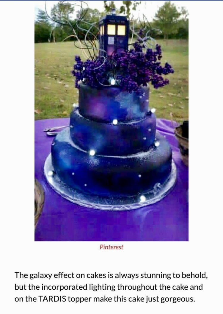Heaven sent wedding cake has been received well on pinterest