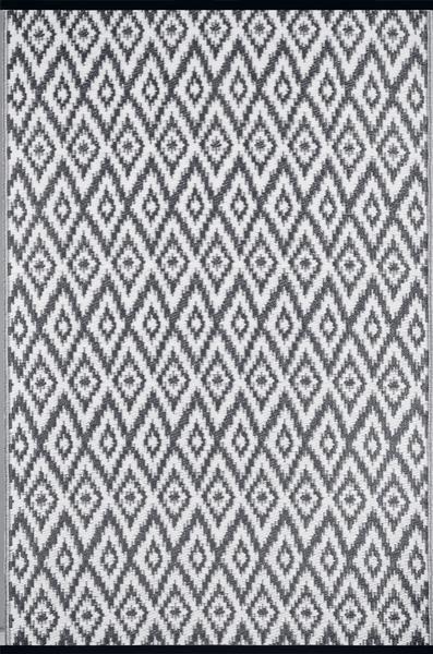 Espero Charcoal Grey And White Rug Greendecore Co Uk 1