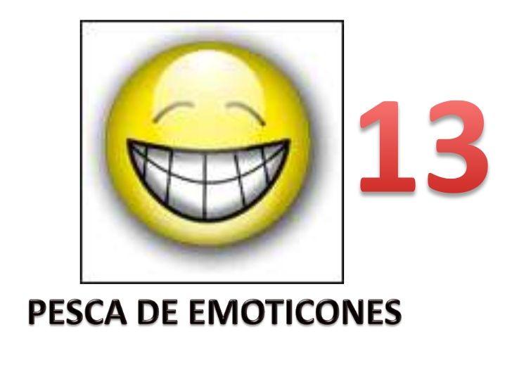 Emoc. 13 pesca de emoticones mabel freixes fonoaudióloga
