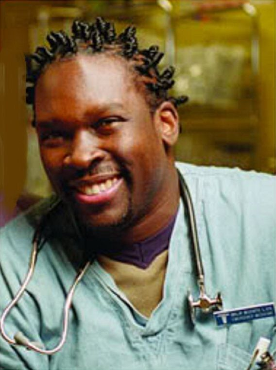 ER - Malik McGrath is an LPN- licensed practical nurse instead of an RN-  registered nurse like the other ER nurs… | Tv show casting, Great tv shows,  American actors