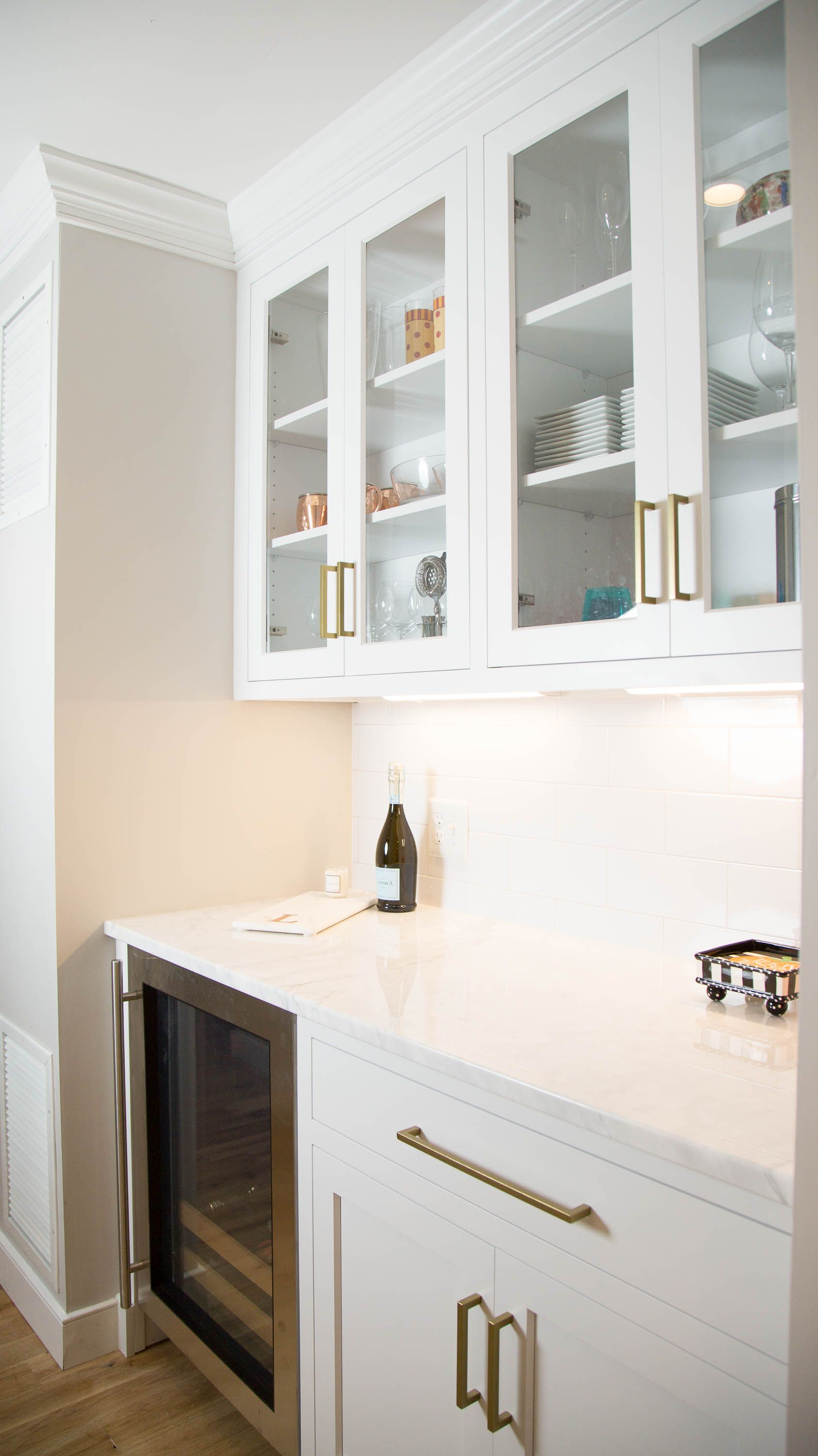 Follow The Link To See More Of This Beautiful Custom Kitchen On