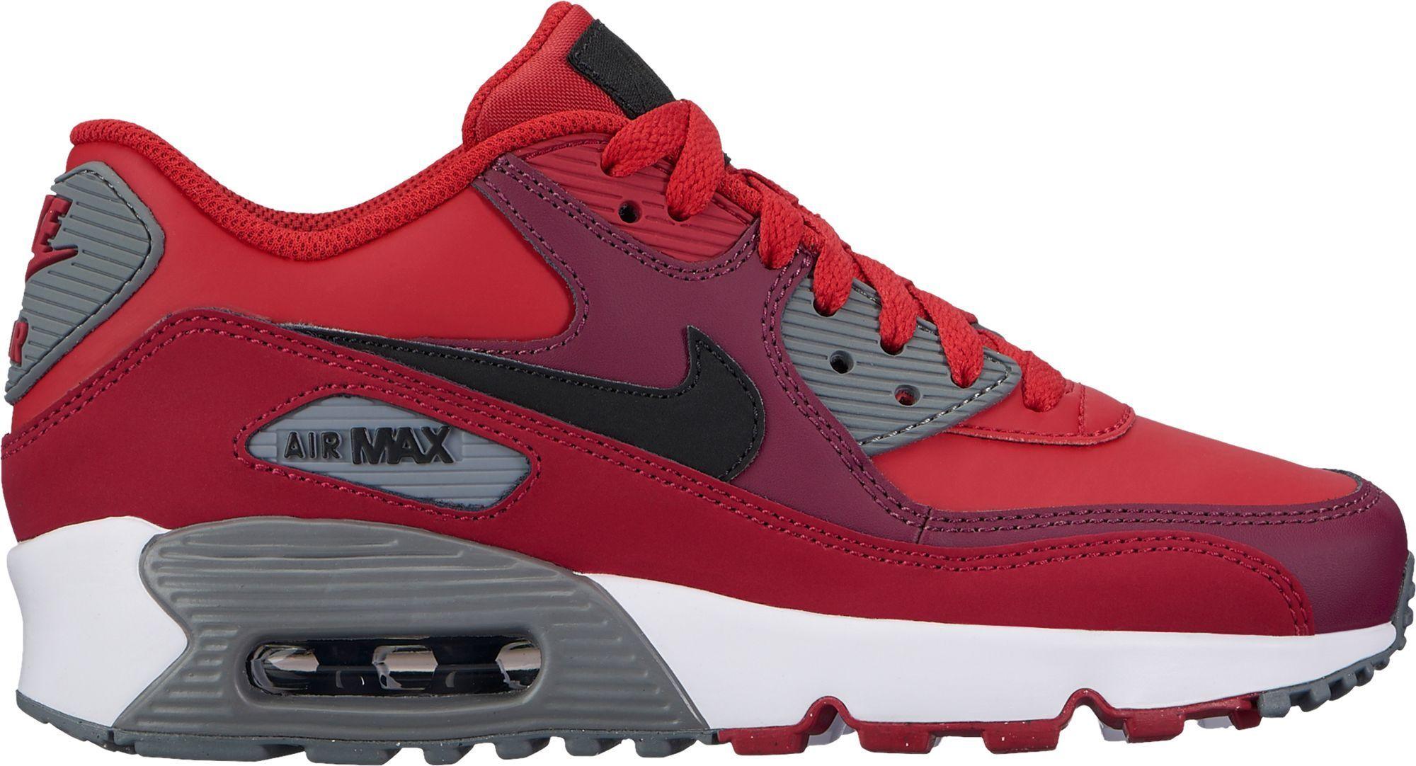 Verkauf der neuesten Mode Nike Air Max 90 Leather Schuhe