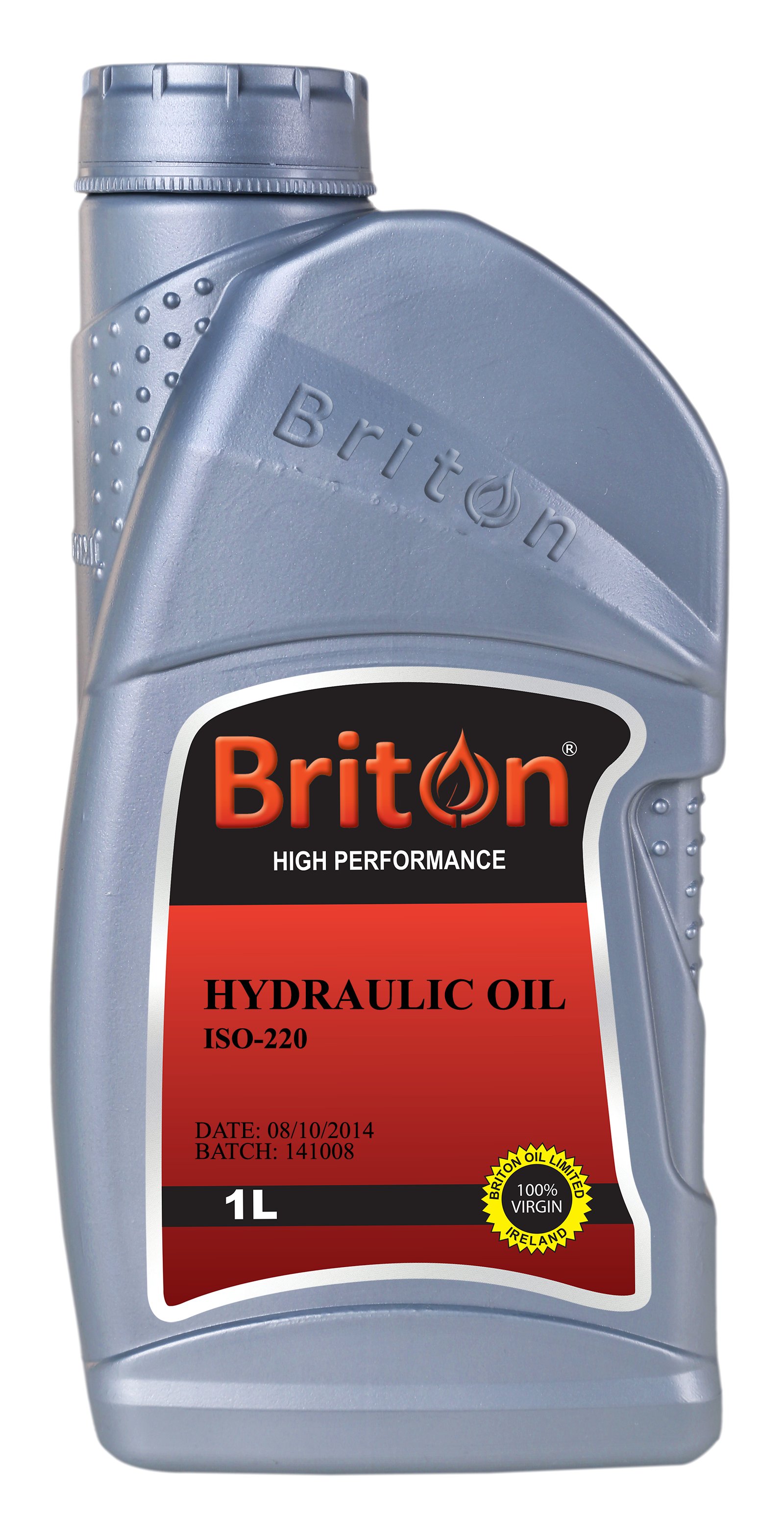 Briton Hydraulic Oil ISO 220 are blended from solvent