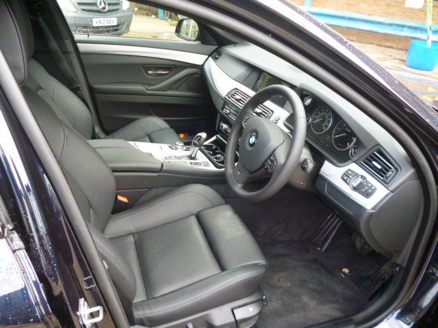 5 Series 530 Gt Interior Steering Wheel Bmw