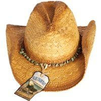 Amazon.com  Kenny Chesney Country Straw Hat  Clothing  275a14f6498