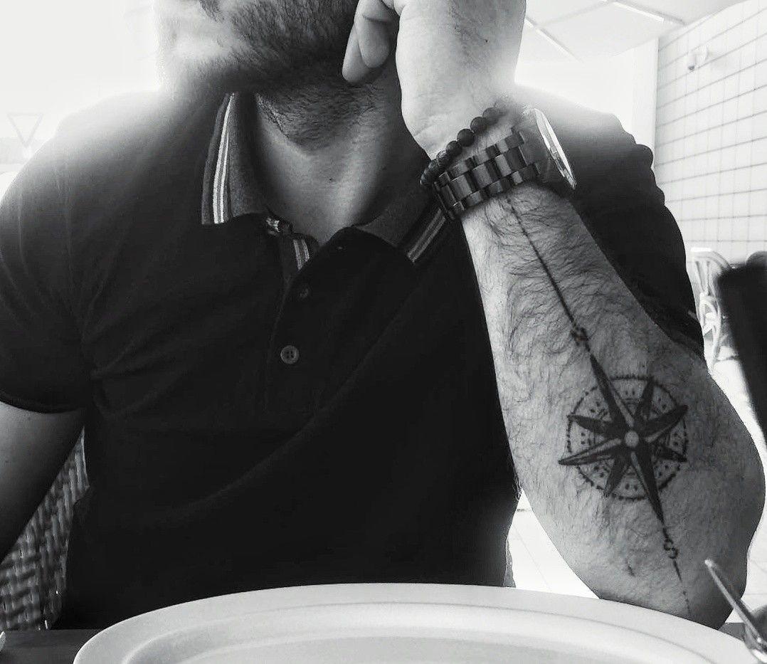 Photo of Mon tatouage de boussole II