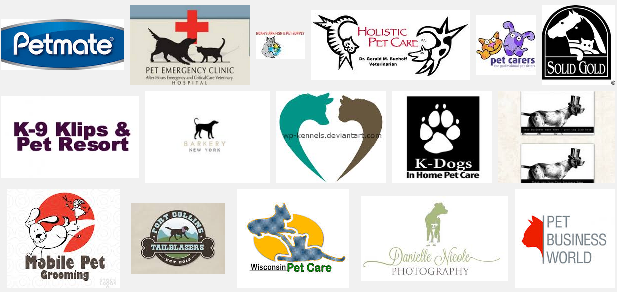 Pet Logos Google Search Pet Businesses Great Logos Pet Resort