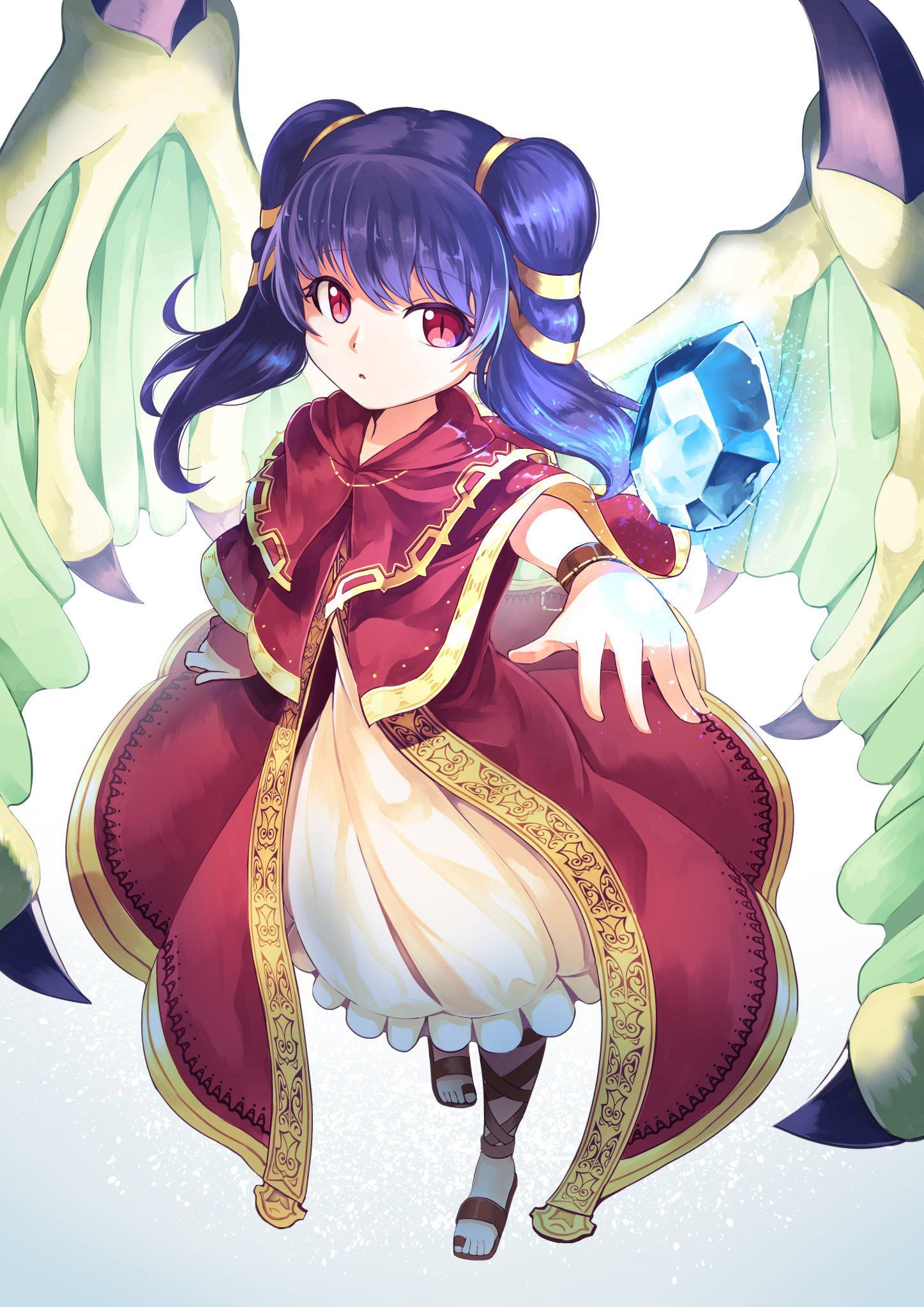 Fire Emblem The Sacred Stones Myrrh Fire Emblem The Sacred