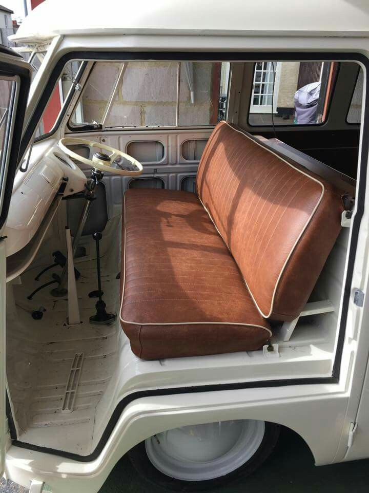 full lenth bench seat truck seats pinterest bench seat vw and vw bus. Black Bedroom Furniture Sets. Home Design Ideas