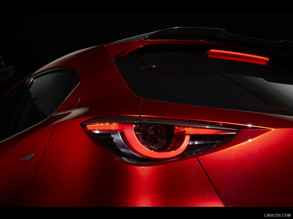 2014 Mazda Hazumi Concept | Mazda | Pinterest | Mazda, Cars and Tail ...