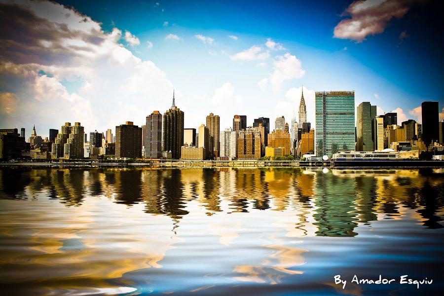 New York - Manhattan - Skyline