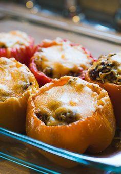 Best Stuffed Peppers Recipe Stuffed Peppers Best Stuffed Pepper Recipe Food Recipes