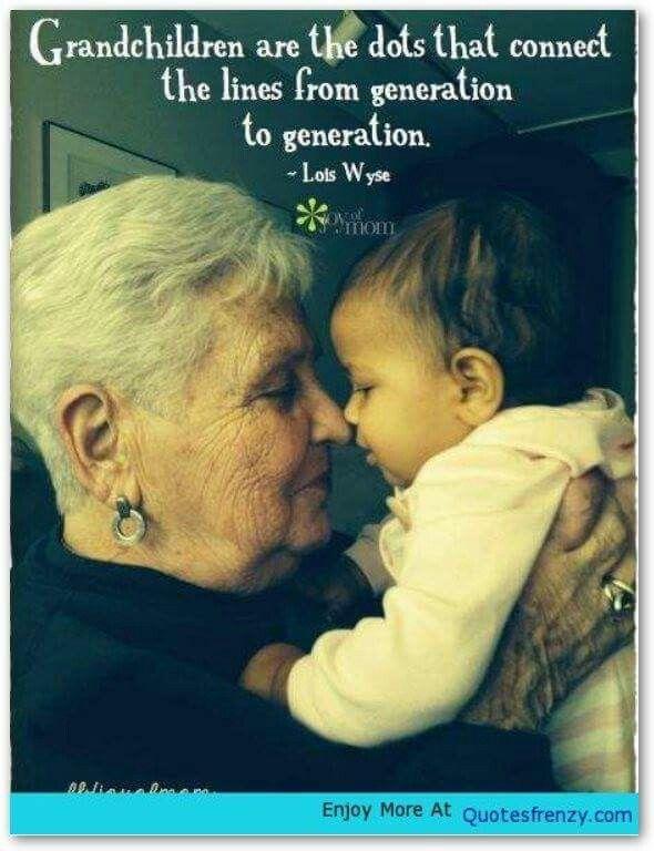 Grand children..