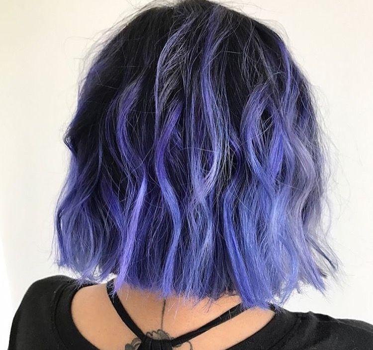 Pin By Iv On Big Hair Goals Short Dyed Hair Aesthetic Hair Hair Styles