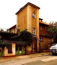 Kotěrova vila, 1908-09