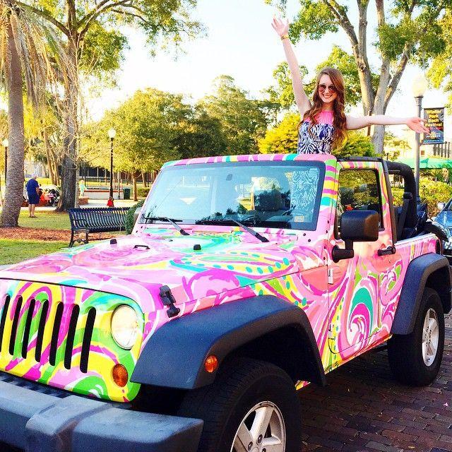 Pretty Cars, Jeep