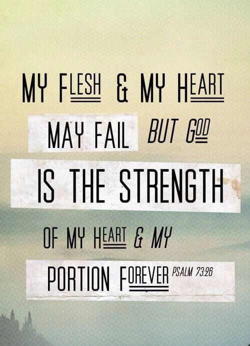 Verse for Strength