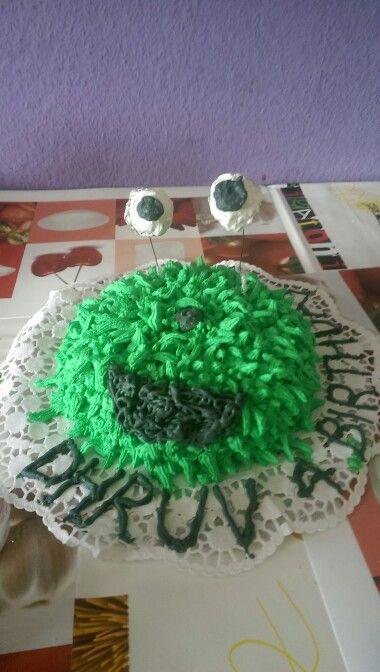 Yummy Monster cake