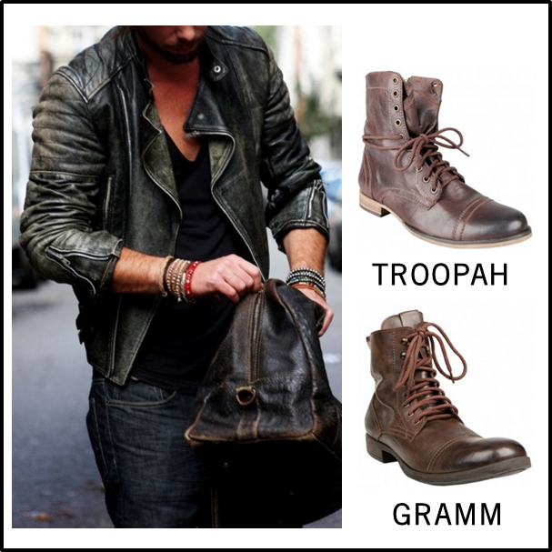 a3fc4bce5b4 Which one of these Steve Madden lace-up boots will you go for in ...