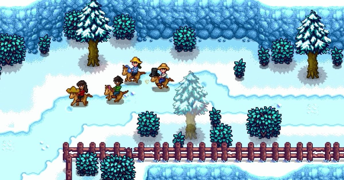'Stardew Valley' multiplayer arrives on PC, Mac and Linux
