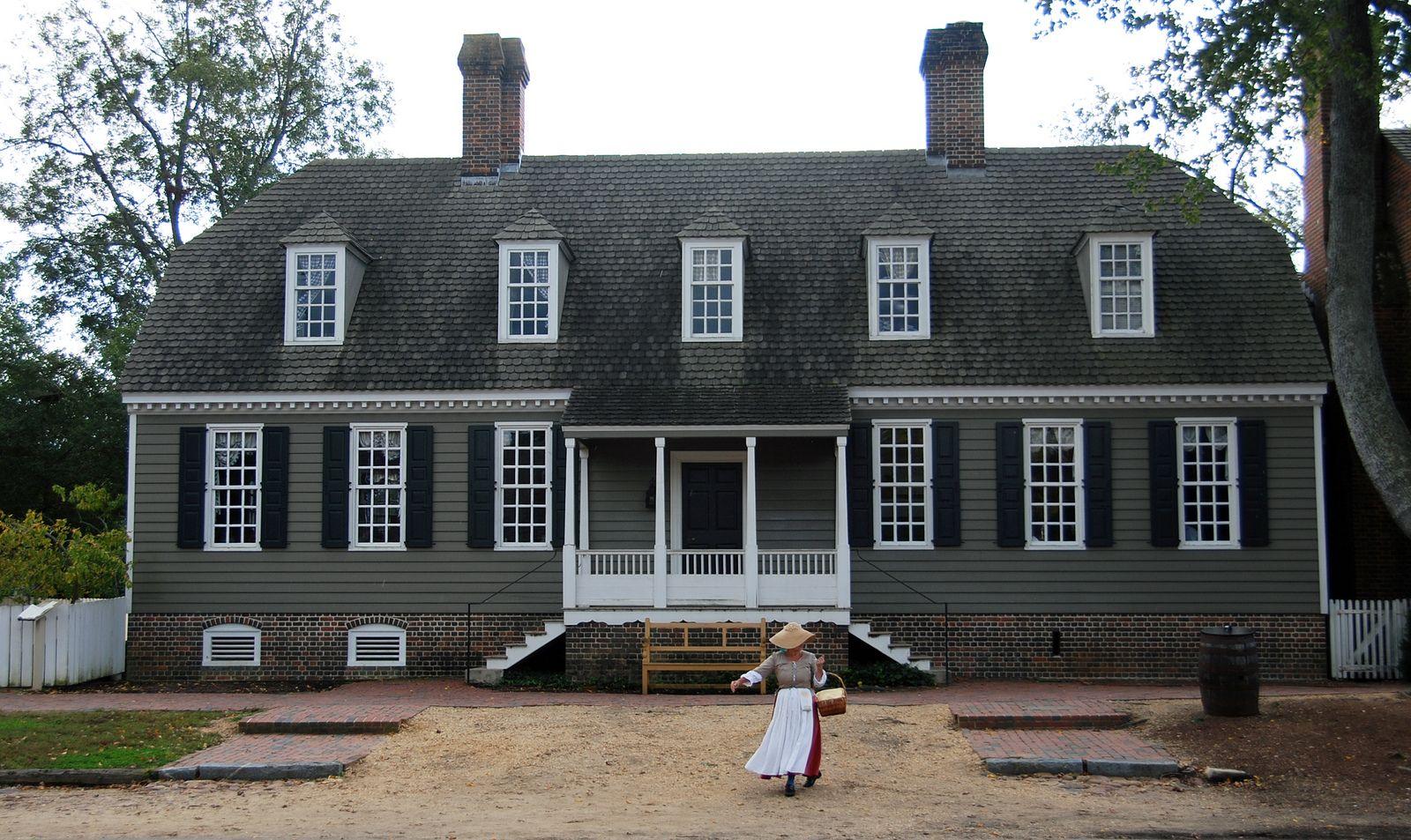 Cost 2 Drive   Colonial Williamsburg, VA