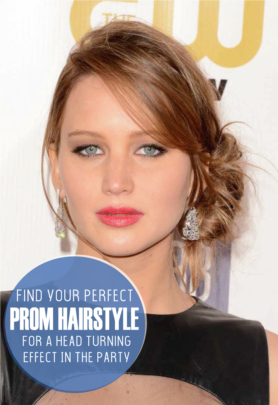 Make Your Own Hairstyle Enchanting Find Your Perfect Prom Hairstyles For A Head Turning Effect In The