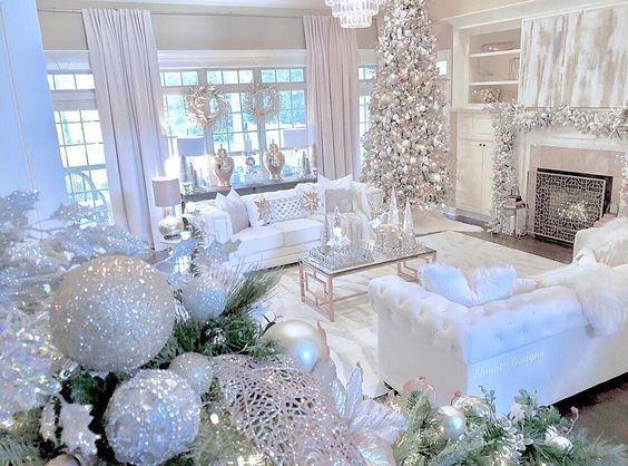 崇高で洗練された100のエレガントなクリスマスデコレーション #weihnachtlicheszuhause