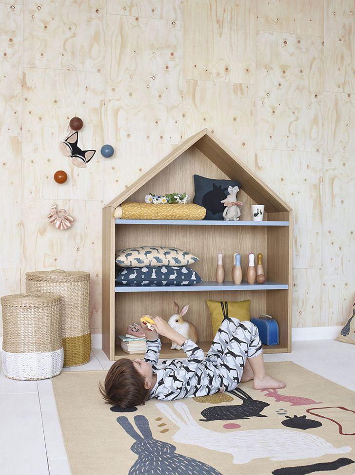 la nueva coleccin de muebles infantiles de diseo y decoracin que presenta habitat en colaboracin con