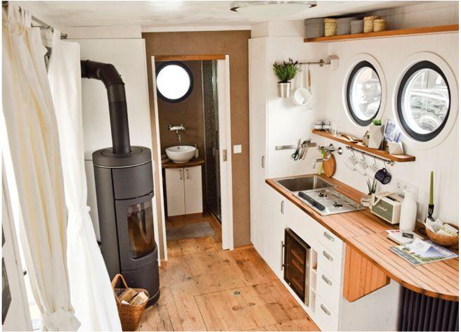 1 dein wohnwagon innen au en in 2019 kleine gro e und knaller h user minihaus mobiles. Black Bedroom Furniture Sets. Home Design Ideas