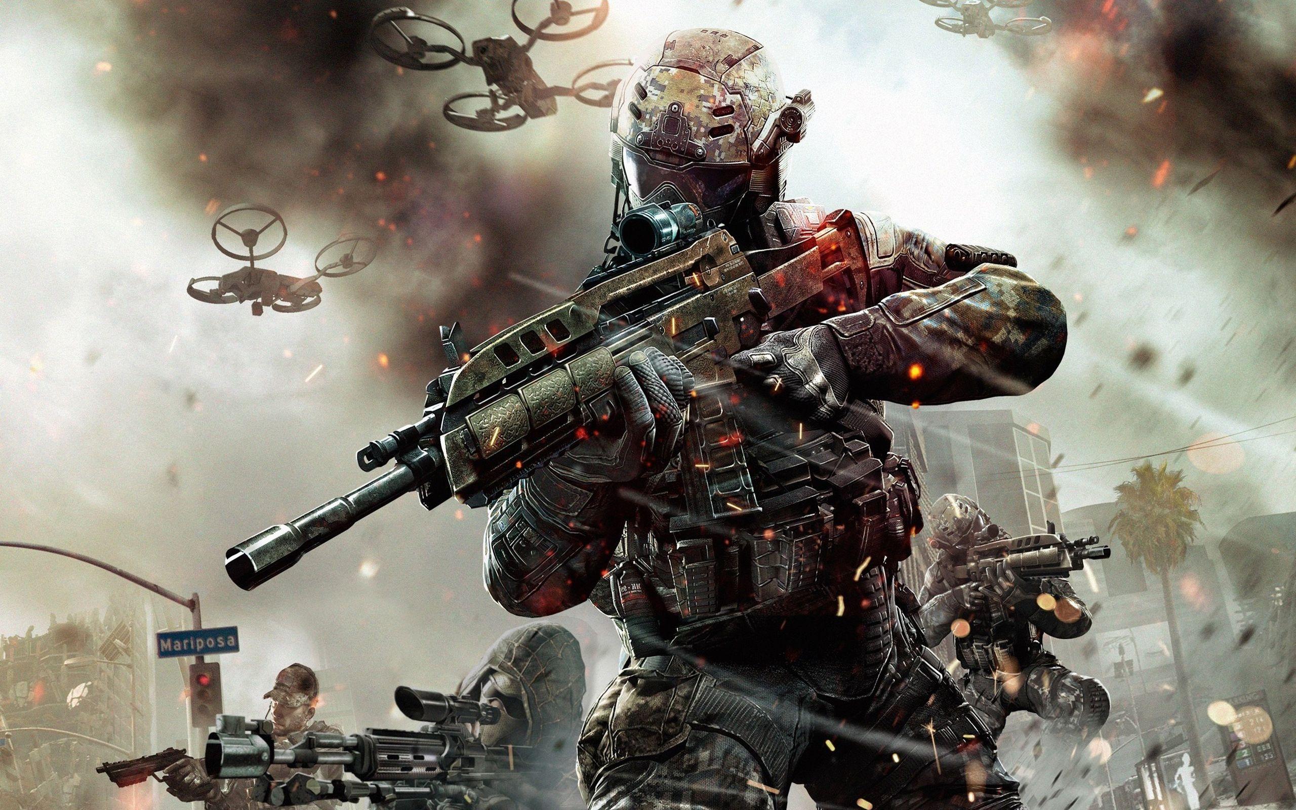 â– Call Duty Black Ops 2 â—… Análisis Yapa