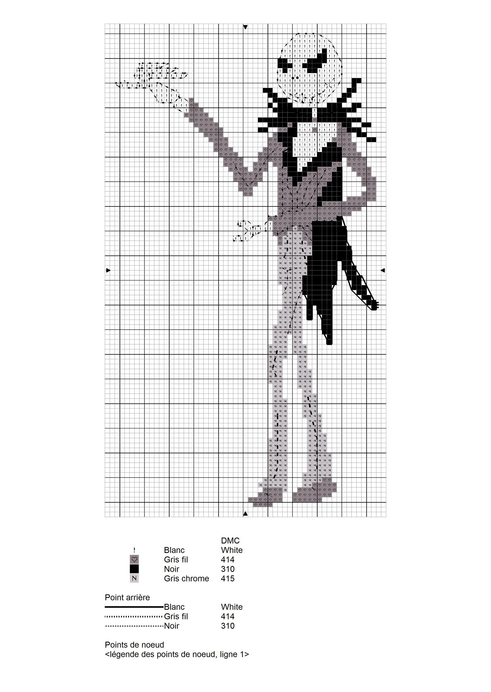 jack-grille.jpg 1,659×2,339 píxeles | Halloween Stitches | Pinterest ...