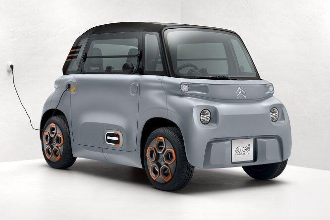 Citroën Ami: una piccola auto elettrica da 6 mila Euro guidabile dai 14 anni | …