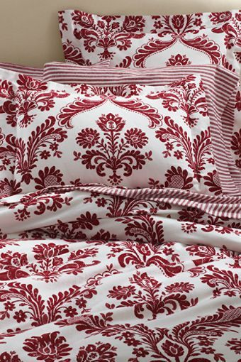 The Perfect Place To Cuddle Up In The Bleak Mid Winter Damask Duvet Covers Flannel Duvet Cover Duvet Covers