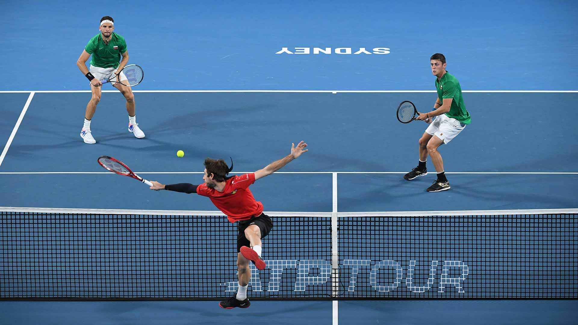 Read The Latest News Following Atp Cup 2020 Trend On Toptrend Atpcup2020 In 2020 John Millman Atp Tennis Overcome The World