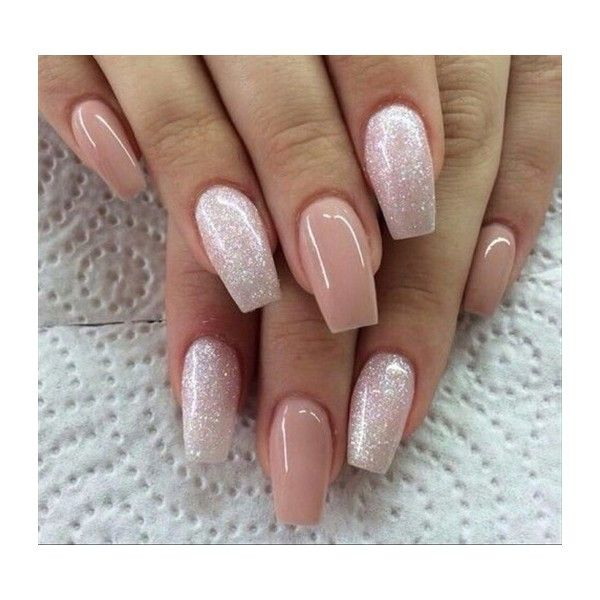 Very cute nails Nail Art Gallery ❤ liked on Polyvore featuring nails, beauty and makeup