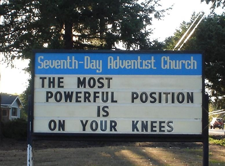 Doing sexual stuff in church