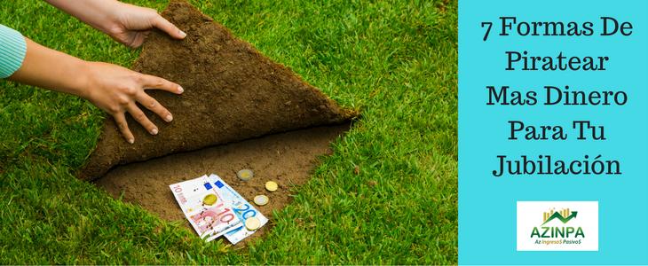 Que tal como te va? Como vas con los ahorros para la jubilación, te preocupa que pasa el tiempo y tienes muy poco o casi nada debajo del  colchón para cuando te jubiles.